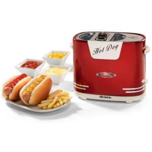 hotdogs fra Ariete