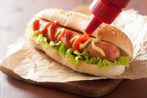 hotdog maskine