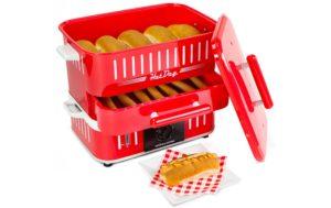 retro hotdog maskine