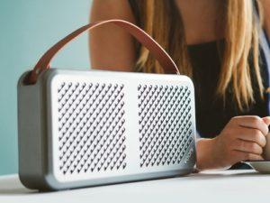 Transportabel vooni Retro speaker