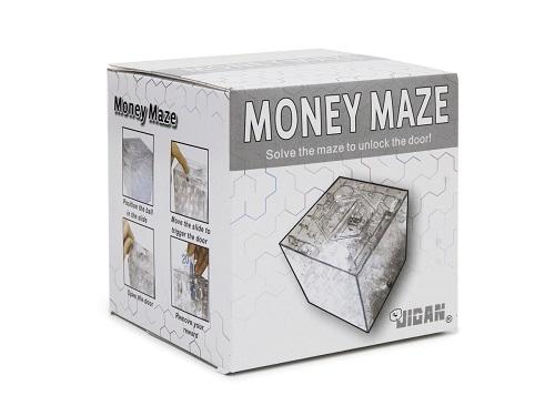 Money Maze gave
