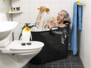 Badebalje til mænd