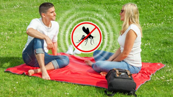 Insect Shield Tæppe med Insektbeskyttelse