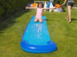 Aquafun vandpark til børn