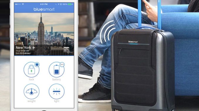 Bluesmart kuffert