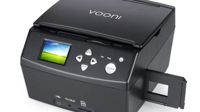 Vooni Multifunktions-scanner