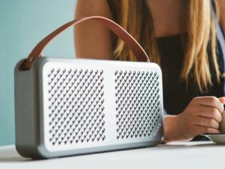 Vooni Retro Speaker