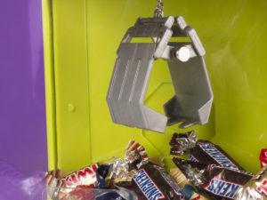 Candy Grabber Slikautomat