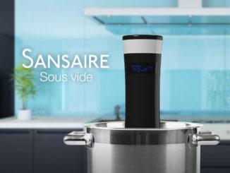 Sansaire Sous Vide-Maskine