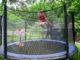 trampoliner på tilbud