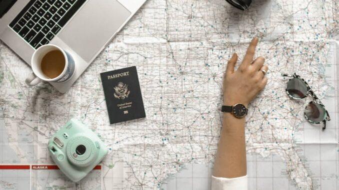 rejsekort og rejseudstyr