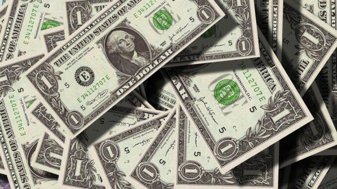 Amerikansk dollar sedler