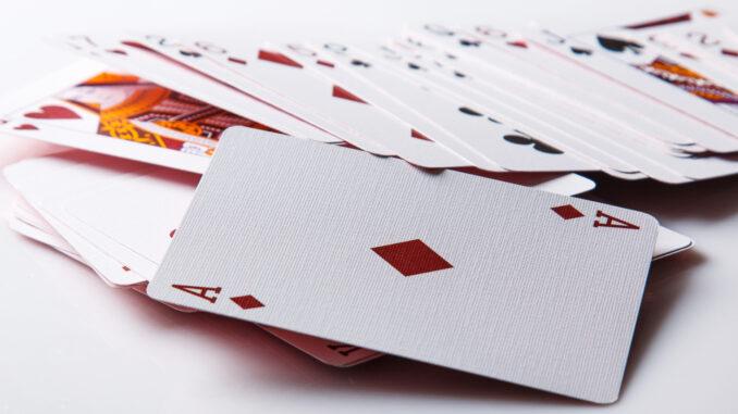 Almindelige spillekort