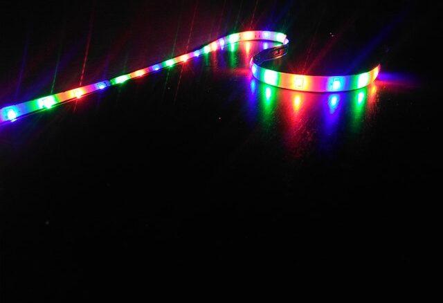 led strip i farver