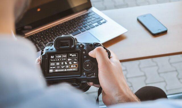 Det bedste gear er vigtigt for en fotograf