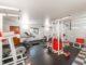 Kælderen er et godt sted til dit home gym